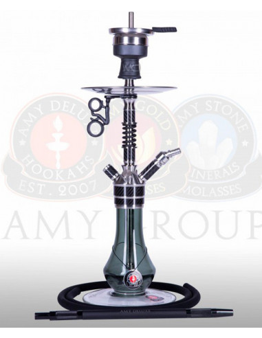 Chicha Amy deluxe Carbonica Gear Black