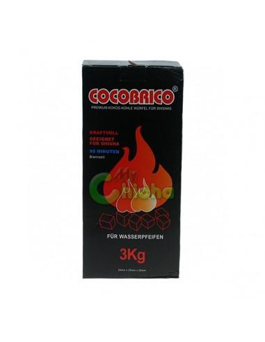 charbon naturel Cocobrico 3kg