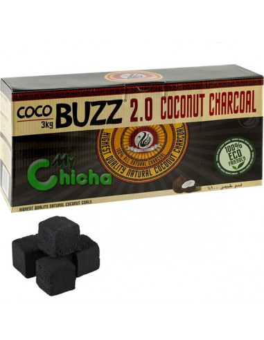 Starbuzz CocoBuzz Flat 1kg