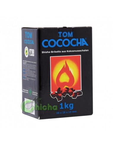 Charbons Tom Cococha bleu 1kg