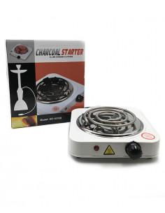 allume charbon électrique
